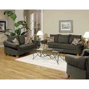 Serta Upholstery Living Room Sets You\'ll Love | Wayfair