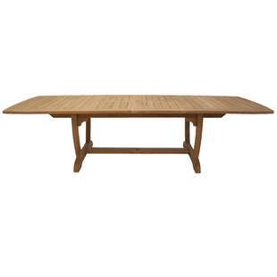 Diane Extendable Teak Dining Table