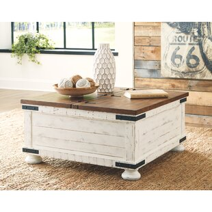 Best Reviews Bromsgrove Coffee Table by Gracie Oaks Reviews (2019) & Buyer's Guide