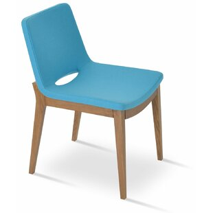 Nevada Wood Upholstered Dining Chair