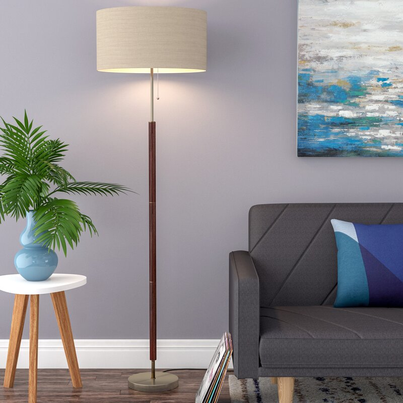 Hyannis 65 5 floor lamp