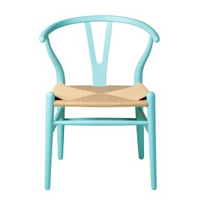Amick Solid Wood Dining Chair by August Grove