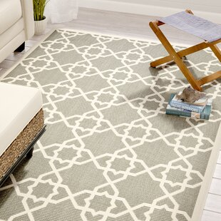 Ceri Black/Gray Indoor/Outdoor Area Rug