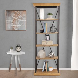 Amberly Etagere Bookcase by August Grove SKU:CA225470 Purchase