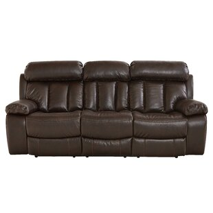 Deals Kuester Reclining Sofa by Alcott Hill Reviews (2019) & Buyer's Guide