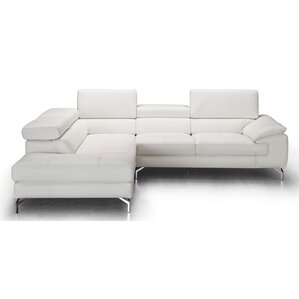 Nila Leather Sectional Part 75
