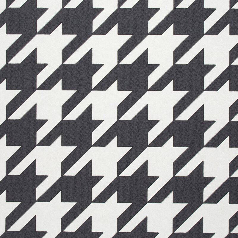"""Walls Republic Dogstooth 33' x 20.8"""" Abstract Wallpaper"""