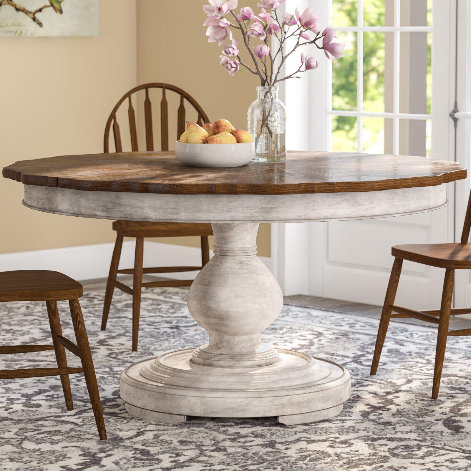 One Allium Way Osullivan Extendable Dining Table Reviews Wayfair