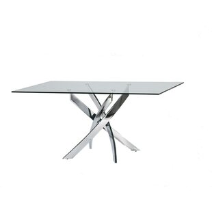 Camron Modern Dining Table By Orren Ellis