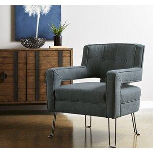Edlohman Hairpin Leg Armchair