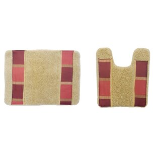 Madison 2 Piece Bath Rug Set