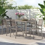 Willa Arlo Interiors 7 Piece Dining Set