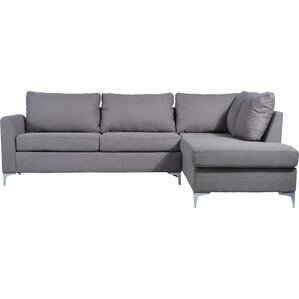 Lexington 101  Reversible Chaise Sectional  sc 1 st  Joss u0026 Main : gray sofa with chaise - Sectionals, Sofas & Couches