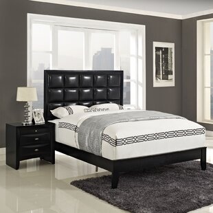 Lola Platform 2 Piece Bedroom Set