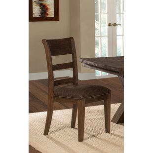 Burnsdale Dining Chair (Set of 2) Loon Peak
