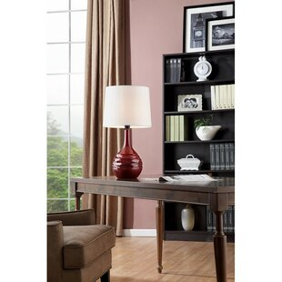 Comparison Racheal 25 Table Lamp By Bloomsbury Market