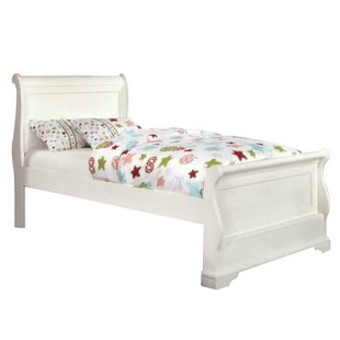 Adelphie Sleigh Bed by Red Barrel Studio