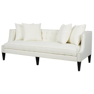 Bargain Caroline Recessed Tuxedo Sofa by Jennifer Taylor Reviews (2019) & Buyer's Guide