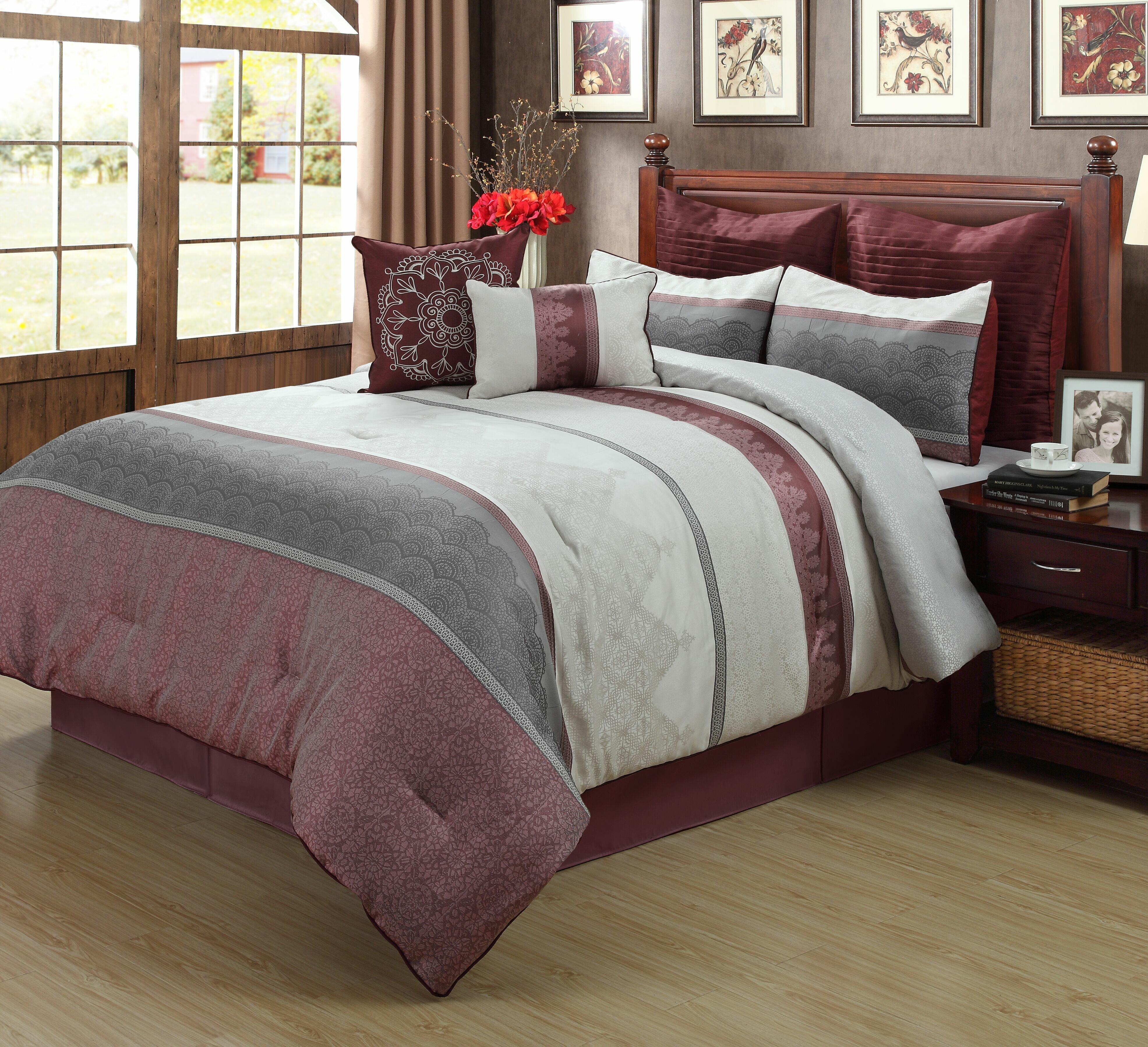 Canora Grey Elyza Comforter Set Wayfair