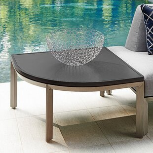 Del Mar Sectional Corner Table by Tommy Bahama Outdoor 2019 Online
