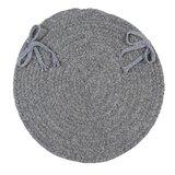 Wool Hooked Chair Pads Wayfair