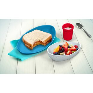 Melamine Tug Bowl 3 Piece Place Setting, Service for 1