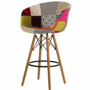 Barrette 40.5 Bar Stool by George Oliver