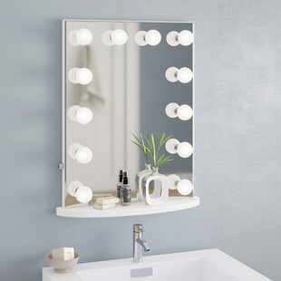Best Hearns Bathroom/Vanity Mirror By Orren Ellis