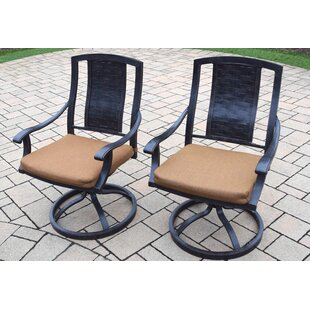 Vanguard Patio Chair with Cushion By Oakland Living