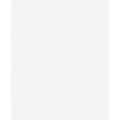 "Effie Paintable 33' x 20.5"" Wallpaper Roll Graham & Brown"