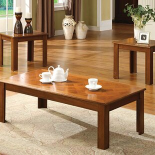 Partridge 3 Piece Coffee Table Sets