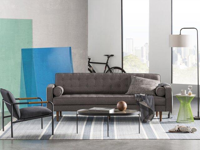 Admirable Modern Contemporary Sofas And Couches Allmodern Machost Co Dining Chair Design Ideas Machostcouk