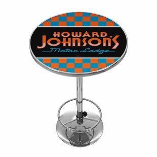 Howard Johnson 42 Pub Table Trademark Global