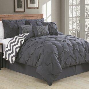 Gray Bedding & Silver Bedding Sets You\'ll Love | Wayfair