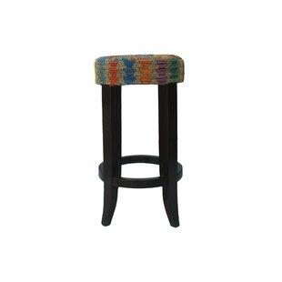 Rucker 30 Bar Stool by World Menagerie