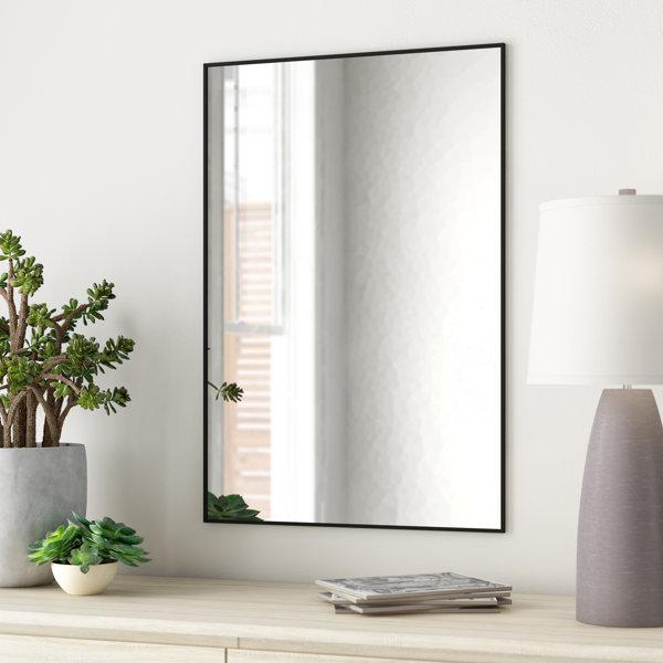 Hanging Bathroom Mirrors Wayfair