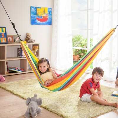 IRI Cotton Tree Hammock by LA SIESTA Amazing