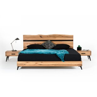 Hill Platform Bed by Union Rustic Great price