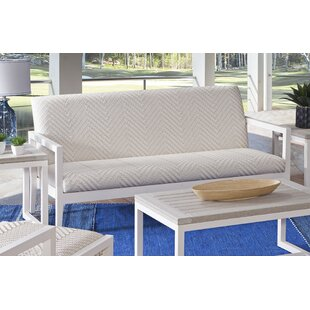 Larissa Patio Sofa with Cushions