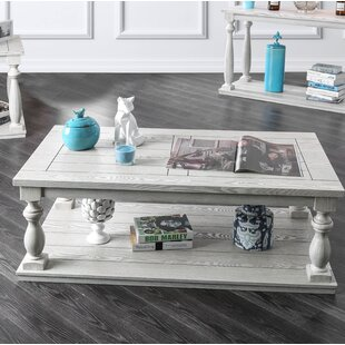 Jaque Coffee Table Highland Dunes