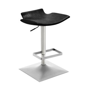 Dallas Adjustable Height Swivel Bar Stool