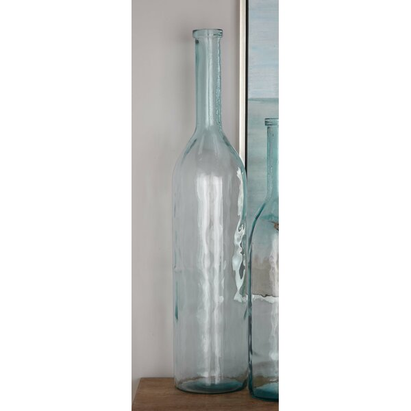 Large Sea Glass Bottles Wayfair
