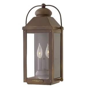 Dulcie 2-Light Outdoor Flush Mount