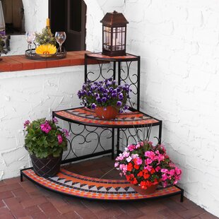 Outdoor Plant Stands & Holders You\'ll Love | Wayfair