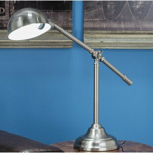 Keshawn Contemporary 24 Desk Lamp (Set of 2)