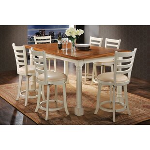Newville Counter Height Dining Table Charlton Home