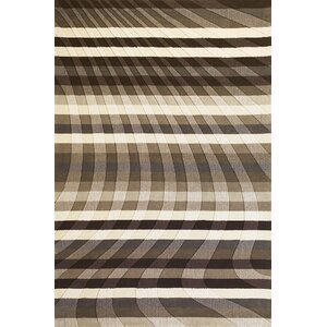 Elizabella Charcoal Spray Rug