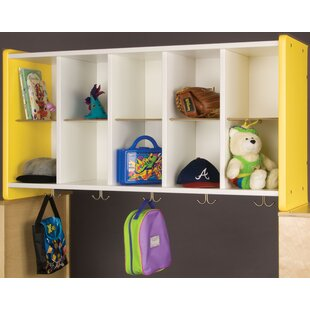 Best Price 1000 Series 10 Compartment Cubby By TotMate