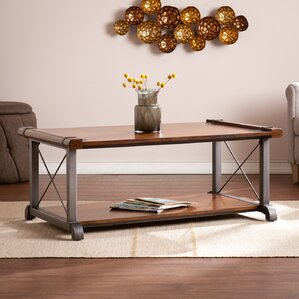 Larimer Coffee Table by Tr..