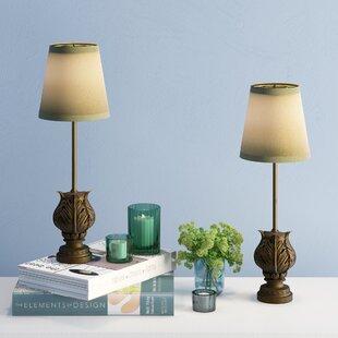 Shepherds 18 Buffet Lamp (Set Of 2) by Astoria Grand Savings